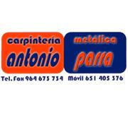 Carpintería Metálica Antonio Parra