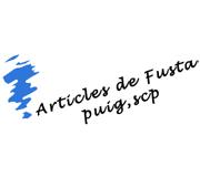 Articles de fusta Puig scp